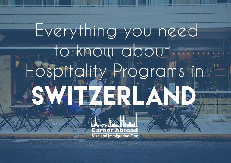 Hospitality Programs in Switzerland – Career Abroad