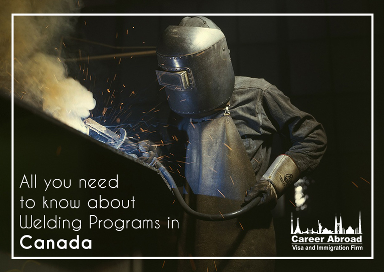 Welding Programs in Canada