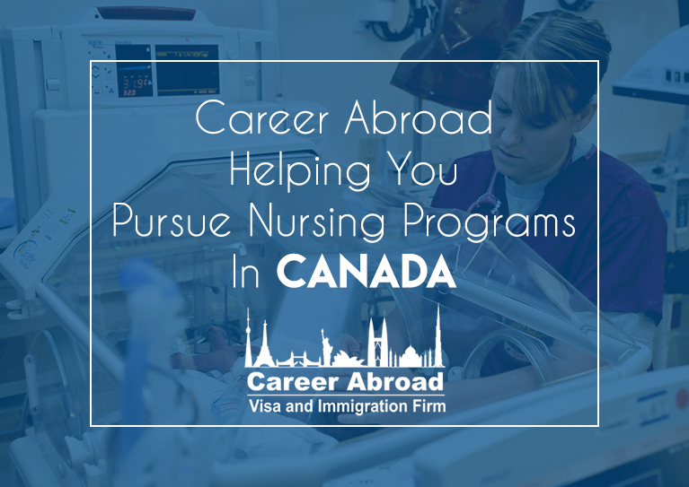 Studying Nursing Programs in Canada-Career Abroad