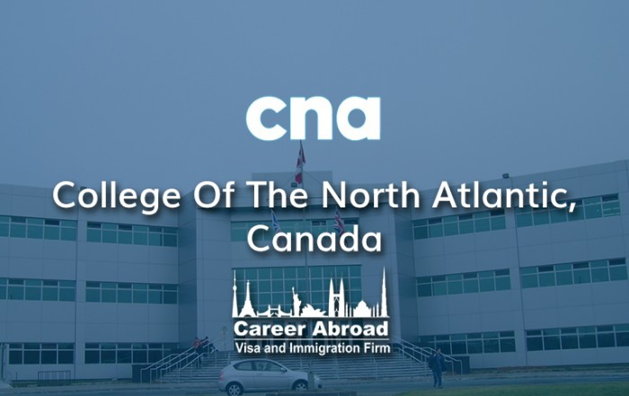 College of the North Atlantic-Canada-Career Abroad