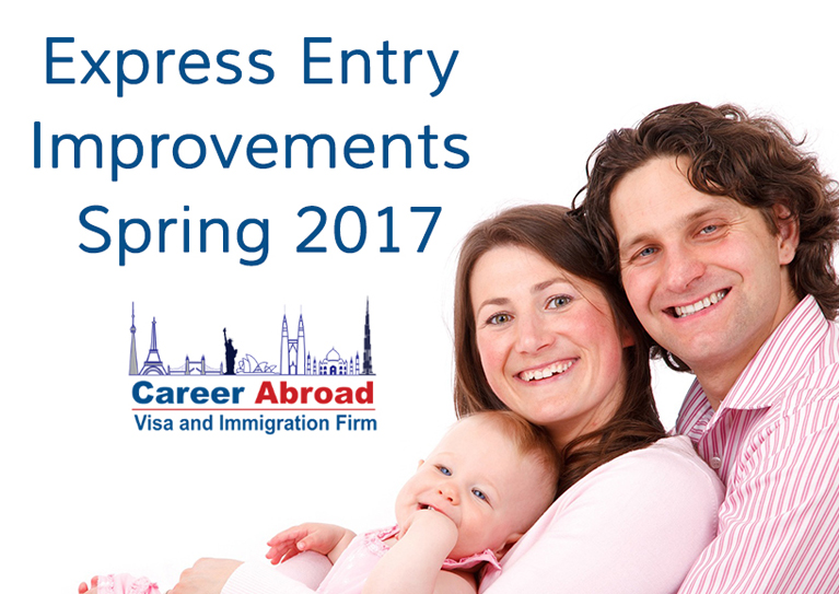 Express Entry Improvements: Spring 2017