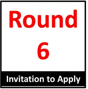 Invitation To Apply Round 6