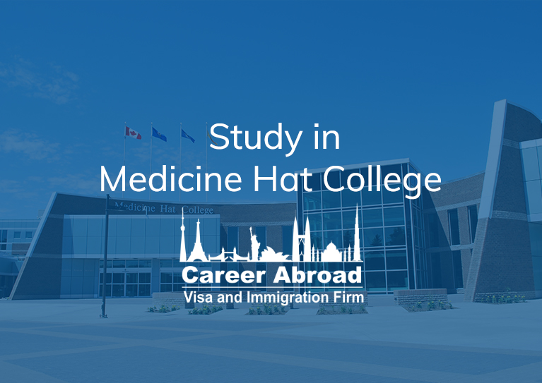 Study in Medicine Hat College-Career-Abroad