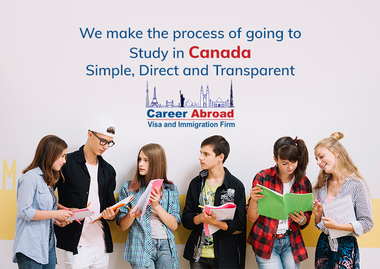 Applying to Study in Canada-Career Abroad