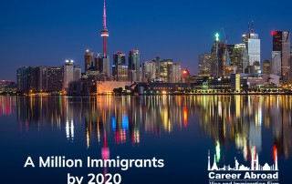 A Million Immigrants by 2020-Career Abroad