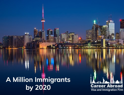 A Million Immigrants by 2020