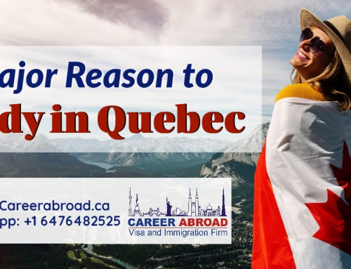 Major reason to Study in Quebec – Study in Canada