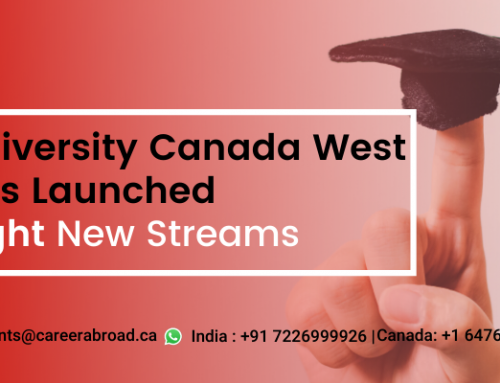 University Canada West has Launched Eight New Streams!