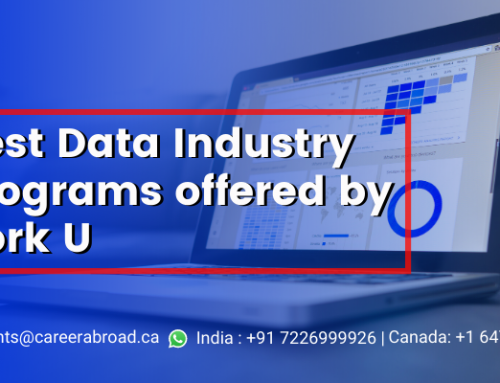 Best Data Industry Programs offered by York University