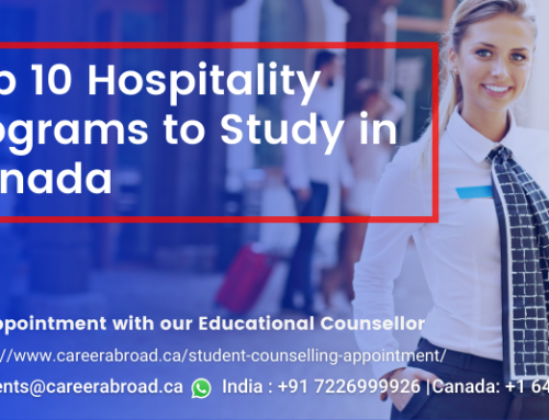 Top 10 Hospitality programs to study in Canada