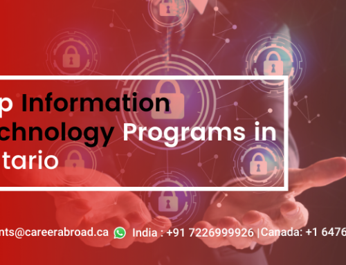 Top Information Technology Programs in Ontario