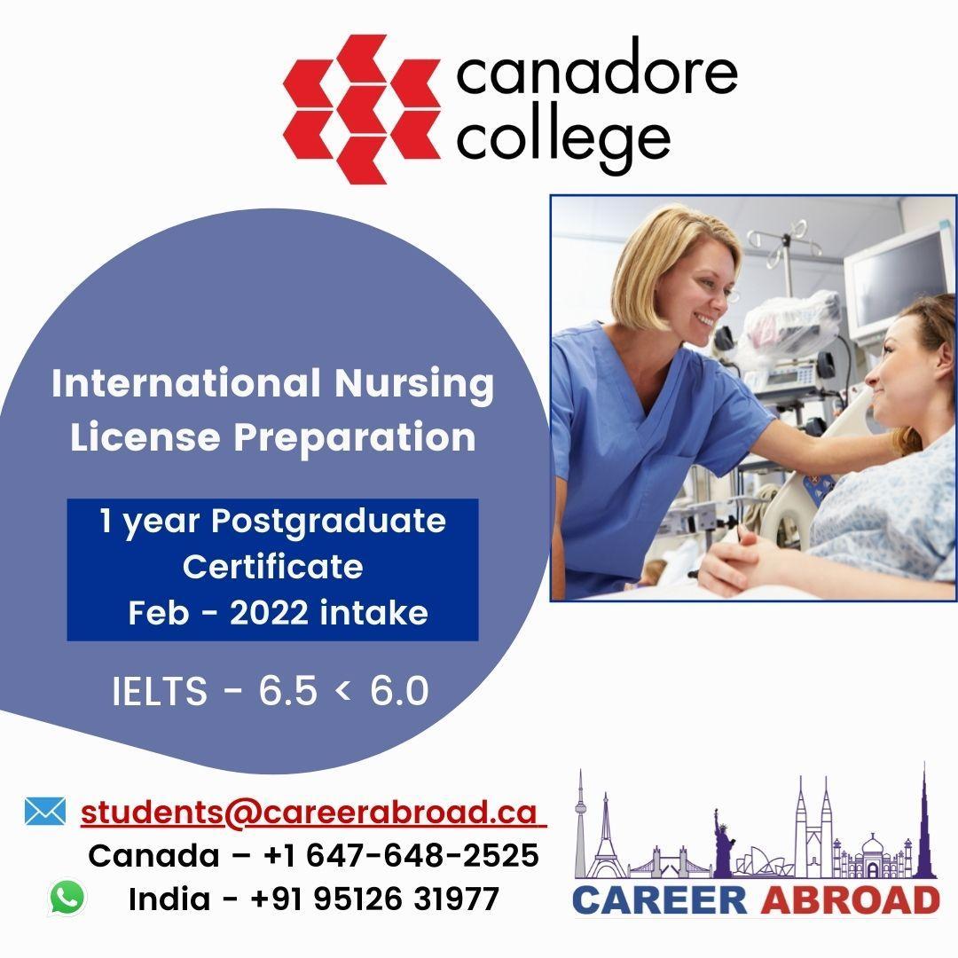 Canadore Nursing Program