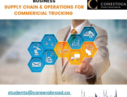 Conestoga – Business Supply Cain & Operations For Commercial Trucking